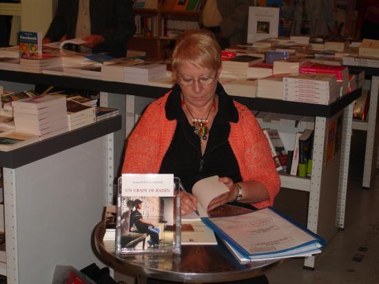 Dédicaces à la librairie Brunet